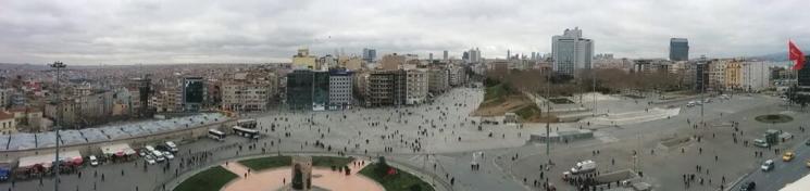 taksim beton